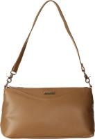 Bern Women Beige PU Sling Bag