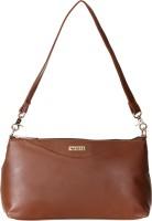 Bern Women Tan PU Sling Bag