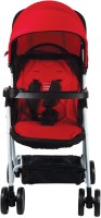 MeeMee Comfortable Pram with 3 seating position (Red)(2, Red)