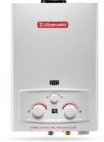Racold 6 L Gas Water Geyser (Gas6 - LPG LED, White)