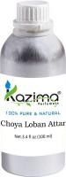 KAZIMA Choya Loban Perfume- Pure Natural (Non-Alcoholic) Floral Attar(Floral)