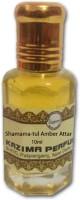 KAZIMA Shamama-tul Amber Perfume For Unisex - Pure Natural (Non-Alcoholic) Floral Attar(Shamana)