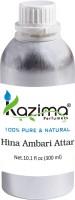 KAZIMA Hina Ambari Perfume- Pure Natural (Non-Alcoholic) Floral Attar(Floral)