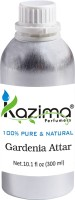 KAZIMA Gardenia Perfume- Pure Natural (Non-Alcoholic) Floral Attar(Floral)