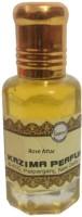 KAZIMA Rose Perfume For Unisex Pure - Pure Natural (Non-Alcoholic) Floral Attar(Rose)
