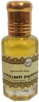 KAZIMA Agarwood Perfume For Unisex - Pure Natural (Non-Alcoholic) Floral Attar(Agarwood)