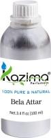 KAZIMA Bela Perfume For Unisex - Pure Natural (Non-Alcoholic) Floral Attar(Floral)