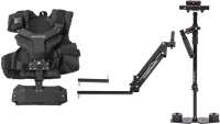 Camgear Flowcam 4000 with Quick release and Arm Vest for cameras upto 4.5 Kgs FCM-4000-QR-FAV Camera Rig