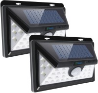 View IFITech SET OF 2 WATERPROOF OUTDOOR 24LED SOLAR LIGHT WITH MOTION SENSOR- Solar Lights(White LED) Home Appliances Price Online(IFITech)