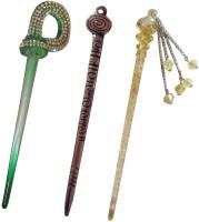 Sanskruti combo of juda sticks Bun Stick(Multicolor) - Price 460 77 % Off