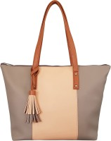 Toteteca Bag Works Shoulder Bag(Beige)