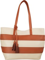 Toteteca Bag Works Shoulder Bag(White)