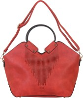 Red Pout Messenger Bag(Red)