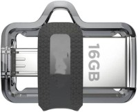 rkandroid Ultra D 16 GB Pen Drive(Grey)
