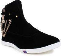 London Steps Boots(Black)