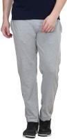 BODYACTIVE Solid Men Grey Track Pants