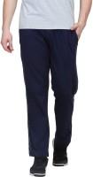 BODYACTIVE Solid Men Dark Blue Track Pants