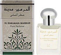 Al Haramain Perfumes Madinah Concentrated Pure Perfume Roll-On Floral Attar(Floral)