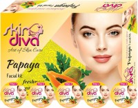 SkinDiva Papaya Facial Kit 80 g