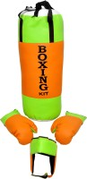 Sunshine gifting Punching Kit For Kids Less than 8 years.. With Helmet and Gloves and a strong carry bag . Boxing