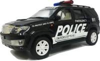 AR Enterprises Pull along Police Fortuner Car For Kids(Multicolor)