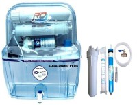View Aqua Grand Plus Swift Transparent 15 L RO + UV + UF + TDS Water Purifier(Blue) Home Appliances Price Online(Aqua Grand Plus)