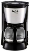 tefal 101 6 Cups Coffee Maker(Black)