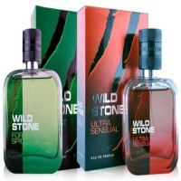 Wild Stone Wild Stone_ Forest Spice & Ultra Sensual ( Pack Of 2 ) Eau de Parfum - For Men Perfume Body Spray  -  For Men(100 ml, Pack of 2)