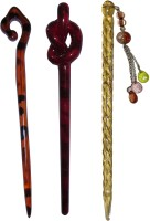 Ramco combo of juda sticks Bun Stick(Multicolor) - Price 450 77 % Off