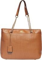 Diana Korr Hand-held Bag(Tan)