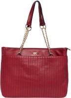 Diana Korr Hand-held Bag(Maroon)