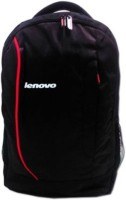 Lenovo 17 inch Expandable Laptop Backpack(Red, Black)