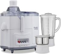 Preethi Essence Plus CJ 102 600 Juicer Mixer Grinder(White, 2 Jars)