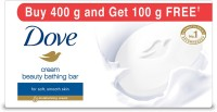 Dove Cream Beauty Bathing Bars(4 x 100 g)