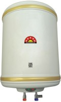 View Varshine 15 L Electric Water Geyser(White, POWER SUNPOINT Premium 15 Litre Water Heater Geyser With 5 Star Rating ||Pressure Relief Velve ||Fusible Plug || Thermal Cutout || Extra Long ISI Heating Element || ISI Marked Thermostat ||) Home Appliances Price Online(Varshine)
