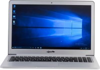 View AGB Tiara 2403-R Core i7 7th Gen - (8 GB/1 TB HDD/512 GB SSD/Windows 10/2 GB Graphics) 2403-R Laptop(15.6 inch, SIlver) Laptop