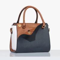 Lino Perros Hand-held Bag(Blue)