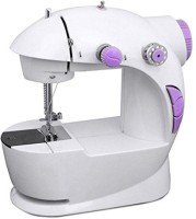 View Fabhomes MINI Manual Sewing Machine( Built-in Stitches 1) Home Appliances Price Online(Fabhomes)