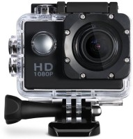Branded24x7 camera Action camera Sports and Action Camera(Black 14 MP)