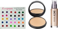 Oriflame Sweden Bindi with foundation and compact(Set of 3)