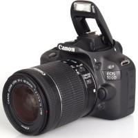 Canon EOS 100D dslr DSLR Camera(Black)