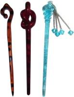 SENECIO??? combo of juda sticks Bun Stick(Multicolor) - Price 450 77 % Off