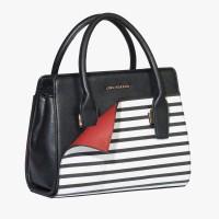 Lino Perros Hand-held Bag(Black)