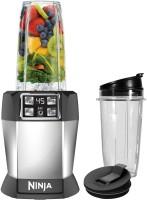 Ninja Auto-iQ (1000 Watts) + Coffee & Spice Grinder (Dry) 1000 Mixer Grinder(Silver, 3 Jars)