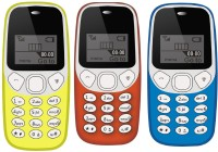 I Kall K71 Pack of Three(Yellow & Red & Sky Blue) - Price 1099 47 % Off