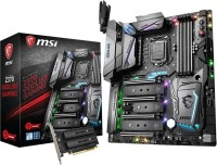 MSI Z370 GODLIKE GAMING Enthusiast Motherboard