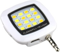 AVMART 3.5 Selfie Flash(White)