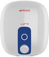 View Venus 10 L Electric Water Geyser(WHITE/BLUE, LYRA 10R-WHITE/BLUE) Home Appliances Price Online(Venus)
