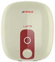 View Venus 10 L Electric Water Geyser(IVORY/RED, LYRA 10R-IVORY/RED) Home Appliances Price Online(Venus)