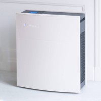 View Blueair iclassic 480i Smoke Stop Filter Portable Room Air Purifier(Blue) Home Appliances Price Online(Blueair)